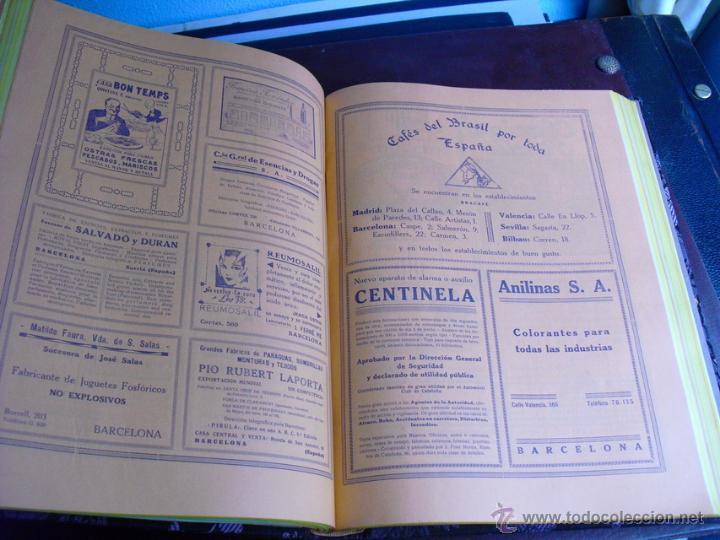 Libros antiguos: 1933 ALBUM NACIONAL DE LA ACTUALIDAD ESPAÑOLA DEDICADO A CATALUÑA CON MOTIVO DE SU AUTONOMIA - Foto 9 - 39328513