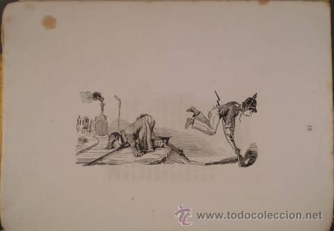 Libros antiguos: DER GROSSE STRUWWELPETER (1867) - Foto 4 - 39116247