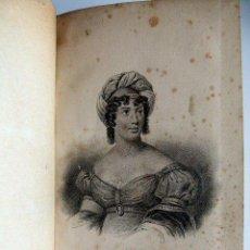 Libros antiguos: DE STAEL DELPHINE. Lote 39353905
