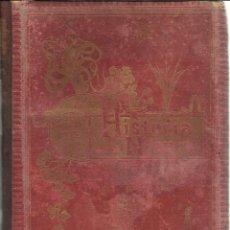 Libros antiguos: HISTORIA NATURAL. ODÓN DE BUEN. TOMO I. ED. MANUEL SOLER. BARCELONA. MUY ANTIGUO. Lote 39365559