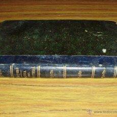 Libros antiguos: MARIANO MAYMÓ: GUÍA DEL INDUSTRIAL. MANUAL DE MECÁNICA APLICADA (AÑO 1872). Lote 39378852