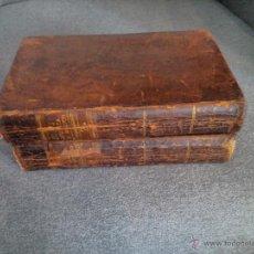Alte Bücher - HISTORIA DE LA CONQUISTA DE MEXICO, ANTONIO DE SOLÍS 1771 - 39391317