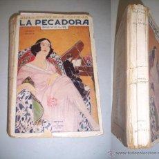 Libros antiguos: DÍAZ-CANEJA, GUILLERMO. LA PECADORA : NOVELA. Lote 39451837