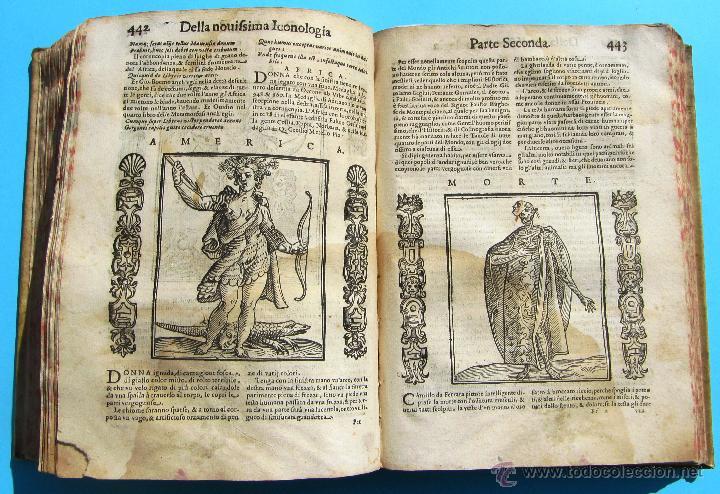 Libros antiguos: DELLA NOVISSIMA ICONOLOGIA DI CESARE RIPA PERUGINO. IN PADOVA, PER PIETRO PAOLO TOZZI, 1625. - Foto 14 - 39530549