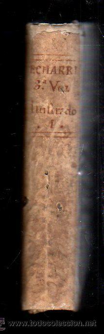 Libros antiguos: DIRECTORIO MORAL DEL REVERENDO PADRE FRANCISCO ECHARRI. 2 TOMOS. IMPRENTA REAL, MADRID. 1787. LEER - Foto 4 - 39469358
