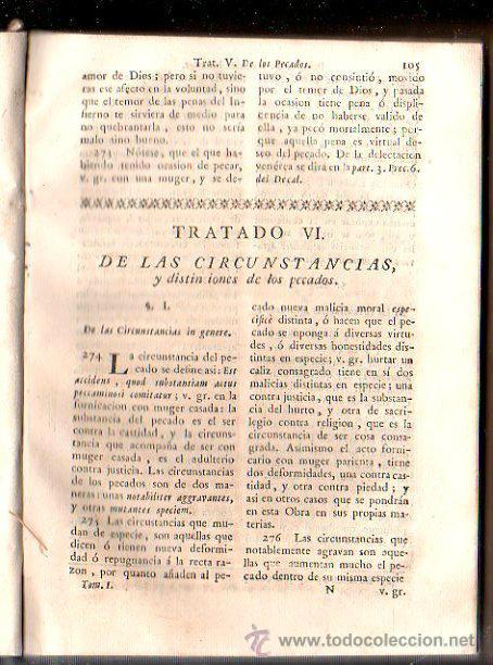 Libros antiguos: DIRECTORIO MORAL DEL REVERENDO PADRE FRANCISCO ECHARRI. 2 TOMOS. IMPRENTA REAL, MADRID. 1787. LEER - Foto 3 - 39469358
