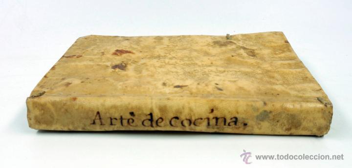 Libros antiguos: Nuevo arte de cocina, sacado de la escuela de la experiencia, Juan Altamiras, Gerona año 1770. - Foto 5 - 39514111