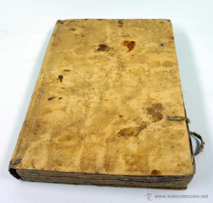 Libros antiguos: Nuevo arte de cocina, sacado de la escuela de la experiencia, Juan Altamiras, Gerona año 1770. - Foto 4 - 39514111