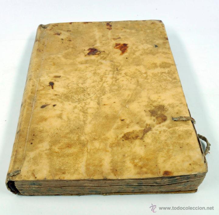 Libros antiguos: Nuevo arte de cocina, sacado de la escuela de la experiencia, Juan Altamiras, Gerona año 1770. - Foto 3 - 39514111