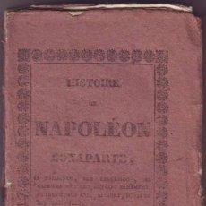 Libros antiguos: HISTOIRE DE NAPOLEON BONAPARTE. TOME SECOND. Lote 39584841