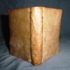 Libros antiguos: JARDIN FLORIDO DEDICADO A LA VIRGEN DEL ROSARIO - J.DE CARAVANTES - AÑO 1823 - PERGAMINO.ILUSTRADO.. Lote 39617771