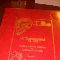 Libros antiguos: TAUROMAQUIA DE GOYA. Lote 39694704