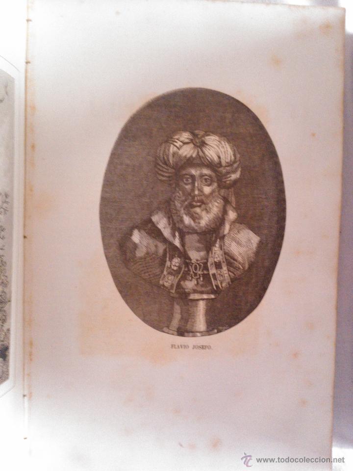 Libros antiguos: LOS HEROES Y LAS MARAVILLAS DEL MUNDO, VARIOS AUTORES 1856 - Foto 5 - 39746230