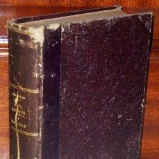 Libros antiguos: APUNTES DE RÍOS, CANALES Y PANTANOS POR JOSÉ LUIS GÓMEZ NAVARRO, LITOG. DE F. VILLAGRASA MADRID 1922. Lote 39764019