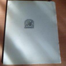Libros antiguos: LIBRO: ''ESTATUTOS Y LISTA DE SOCIOS DE LA ASOCIACIÓN DE BIBLIÓFILOS DE BARCELONA'' (1944). Lote 39789813