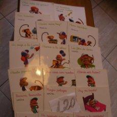 Libros antiguos: GRAN LOTE DE CUENTOS INFANTILES - ENVIO GRATIS A ESPAÑA . Lote 39902590
