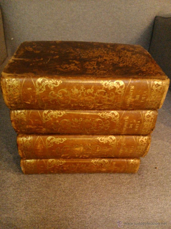 VIDA DE NAPOLEON BONAPARTE, SIR WALTER SCOTH 1830 (9VOL) (Libros Antiguos, Raros y Curiosos - Historia - Otros)