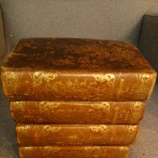 Libros antiguos: VIDA DE NAPOLEON BONAPARTE, SIR WALTER SCOTH 1830 (9VOL). Lote 39896063