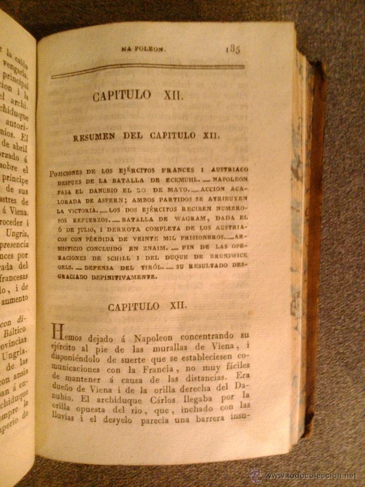 Libros antiguos: VIDA DE NAPOLEON BONAPARTE, SIR WALTER SCOTH 1830 (9VOL) - Foto 3 - 39896063