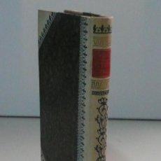 Libros antiguos: FUTESAS LITERARIAS. DOCTOR THEBUSSEM. ILUSTRACIONES DE J. FABRÉ OLIVER. 1899.. Lote 73702995