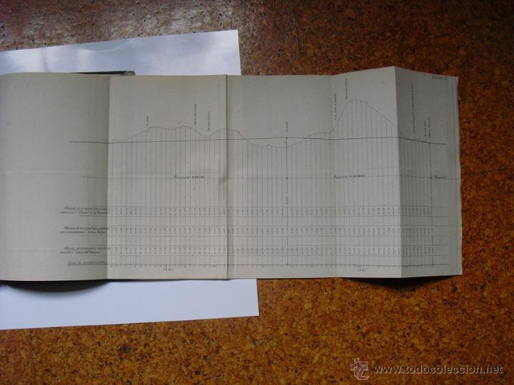 Libros antiguos: 1859 TRATADO PRACTICO DE NIVELACION D. VENANCIO DE LA TEJERA LÁMINAS ÚNICO 1ª EDICIÓN - Foto 8 - 39955104