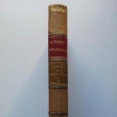 Libros antiguos: OBRAS DEL PADRE MARIANA. TOMO 2. BIBLIOTECA DE AUTORES ESPAÑOLES. RIVADENEYRA. 1854 . Lote 40019941