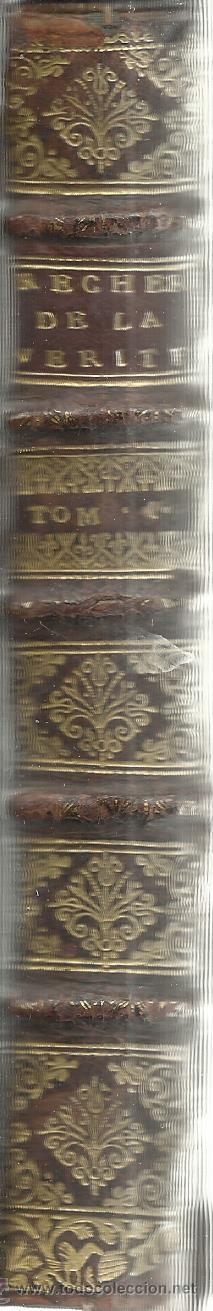 Libros antiguos: LIBRO EN FRANCÉS. LA RECHERCHE DE LA VERITÉ. MALEBRANCHE. PARÍS. 1700 - Foto 2 - 40030120