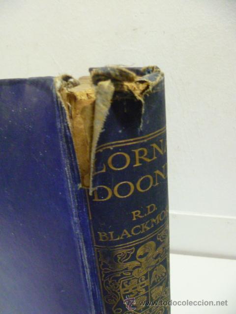 Libros antiguos: Lorna Doome, R.D Blackmore (en ingles) - Foto 2 - 40051058
