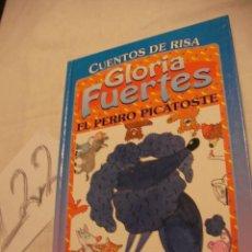 Libros antiguos: EL PERRO PICATOSTE - GLORIA FUERTES. Lote 40166360
