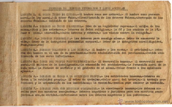 Libros antiguos: LOS DEBERES DEL HOMBRE - JOAQUIN CARRERAS ARTAU - 1935 - LIBRERIA BOSCH - - Foto 2 - 40084623