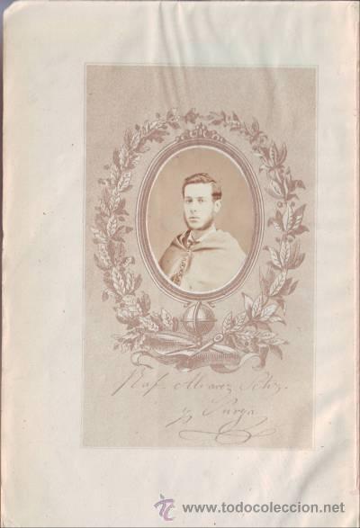 OBRAS DEL DOCTOR DON RAFAEL ALVAREZ SANCHEZ SURGA. 1873 (Libros Antiguos, Raros y Curiosos - Literatura - Otros)