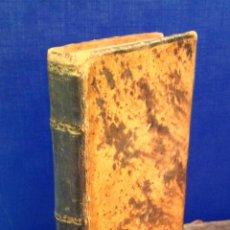 Libros antiguos: REGLAS MAXIMAS SAGRADA ESCRITURA, CONCILIOS ADMINISTRAR SACRAMENTOS CONFESION, COMUNION. MADRID 1778. Lote 40187290