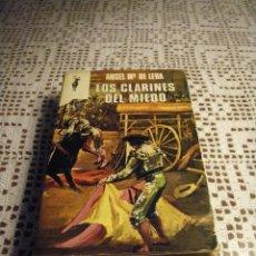 Libros antiguos: LOS CLARINES DEL MIEDO ANGEL MARIA DE LERA.. Lote 40198996