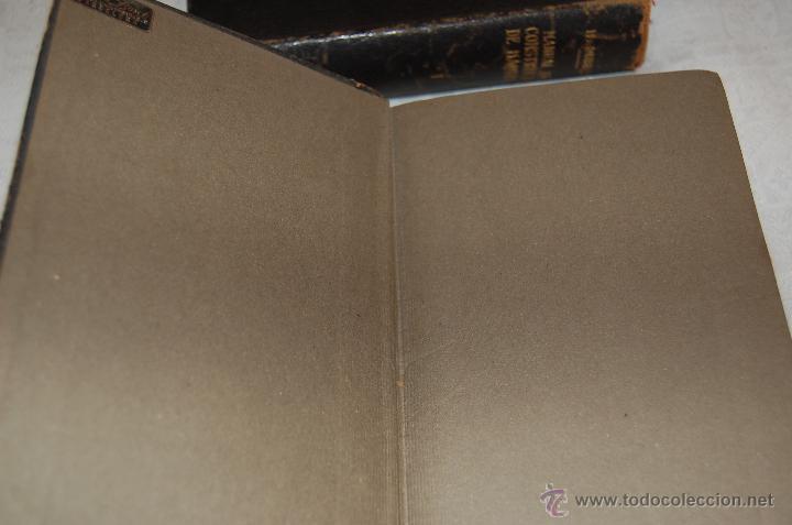 Libros antiguos: MANUAL DEL CONSTRUCTOR DE MÁQUINAS I - II - Foto 6 - 40206603