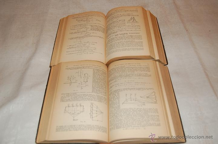 Libros antiguos: MANUAL DEL CONSTRUCTOR DE MÁQUINAS I - II - Foto 7 - 40206603