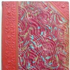 Libros antiguos: UN BOUQUET D'HISTOIRES /A. DUBOIS/ L.N.EDUCATION ET RECREATION 1890 / GRAN FORMATO INFANTIL. Lote 40270558