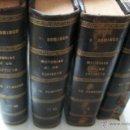 Libros antiguos: MEMORIAS DE UN ESPÍRITU, TE PERDONO, 4 LIBROS CON 8 TOMOS-1904-IMP- Y LIB.- DE CARBONELL Y ESTEVA. Lote 40275789