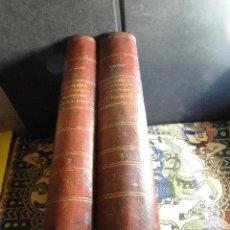 Libros antiguos: HISTORIA DEL MOVIMIENTO REPUBLICANO EN EUROPA.--(2VOL.OBRA COMPLETA)CASTELAR, EMILIO.. Lote 40301710