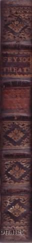 FEYJOO, FR. BENITO GERONYMO: THEATRO CRITICO UNIVERSAL. TOMO V, NUEVA IMPRESION. 1769. PLENA PIEL (Libros Antiguos, Raros y Curiosos - Pensamiento - Otros)