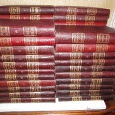 Libros antiguos: HISTORIA UNIVERSAL.-(46TOMOS. OBRA COMPLETA).- ONCKEN, GUILLERMO.. Lote 40411734