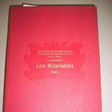 Libros antiguos: HUGO, VICTOR. LOS MISERABLES. TOMO I . Lote 40442985