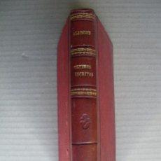 Libros antiguos: ULTIMOS ESCRITOS. PEDRO ANTONIO DE ALARCÓN. 1891. Lote 40475287