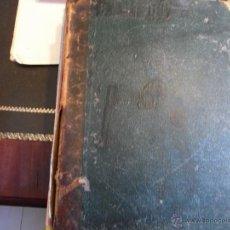 Libros antiguos: VIDA HEROICA DE NAPOLEÓN BONAPARTE (2 PARTES) / LOS TITANES DE LA MAR.1932. 1ª ED.. Lote 40479139