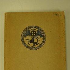 Libros antiguos: LE CHEMIN DE FER RHETIQUE LIBRO ANTIGUO TREN 1910. Lote 40483278