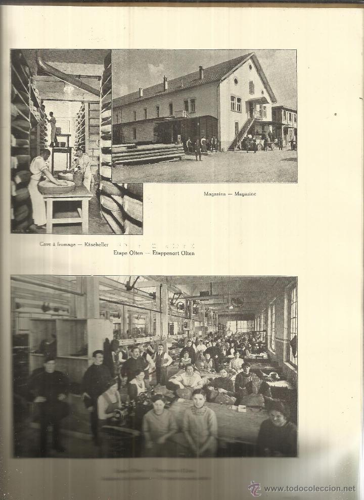 Libros antiguos: LIBRO EN FRANCÉS Y ALEMAN. ALBUM DES TRANSPORTS. ETAPES-CHEMINS DE FER. 1916 - Foto 2 - 40593220