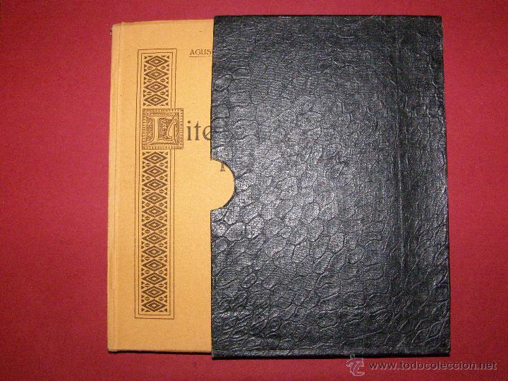 Libros antiguos: Bonito y raro libro de 100 años nuevo. A estrenar - Trozos de Literatura Francesa - Zaragoza 1913 - - Foto 4 - 40623201