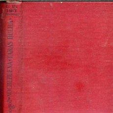 Libros antiguos: GOGOL : NOCHEBUENA / TARAS BULBA (CALPE, 1921). Lote 40656560