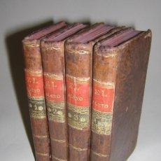Libros antiguos: 1798 - DUCRAY DUMINIL - ALEXO Ú LA CASITA EN LOS BOSQUES. Lote 40660464