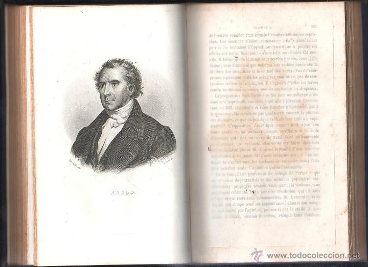 Libros antiguos: HISTOIRE DE DIX ANS 1830-1840 POR LOUIS BLANC. 11º EDICION. REVOLUTION FRANÇAISE. PARIS. TOMO 5. - Foto 2 - 40680894