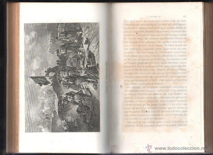 Libros antiguos: HISTOIRE DE DIX ANS 1830-1840 POR LOUIS BLANC. 11º EDICION. REVOLUTION FRANÇAISE. PARIS. TOMO 5. - Foto 3 - 40680894